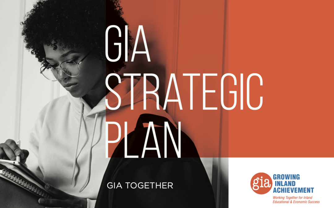 GIA Strategic Plan