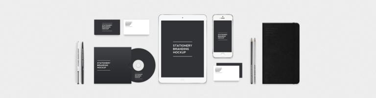 stationary-branding