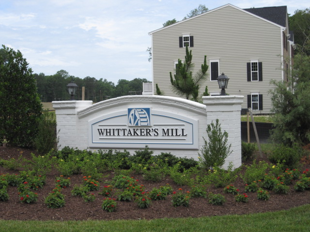 Whittakers Mill Development 2-1
