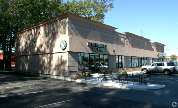 Retail space for lease in newport news