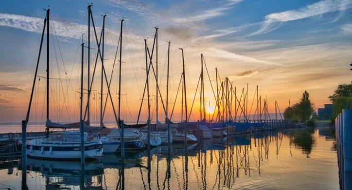 sail-marina-sunset
