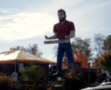 Fair Giant (Paul Bunyan?)