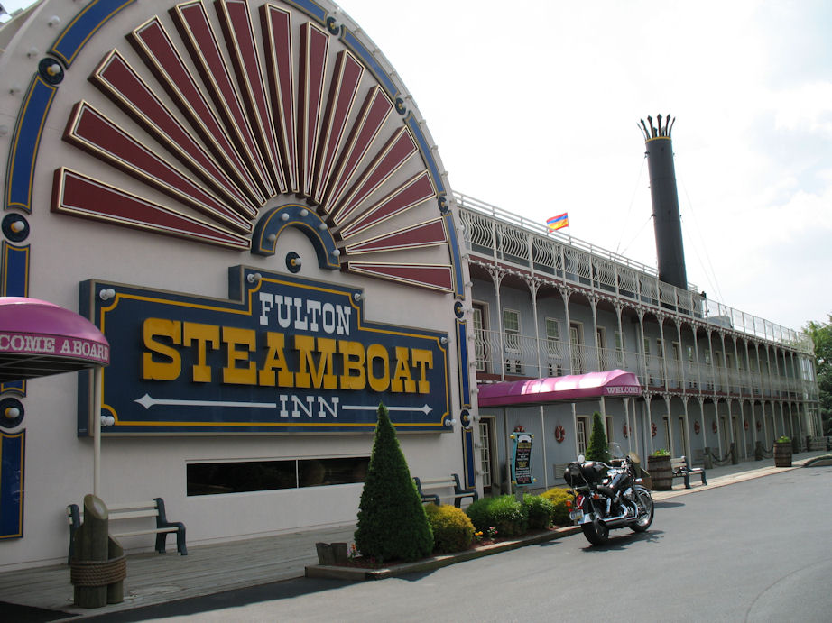 Fulton Steamboat Inn