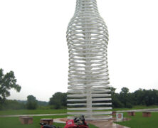 World's Largest Pop Bottle