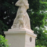 Madonna of the Trail – Richmond, Indiana