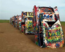 The Infamous Cadillac Ranch