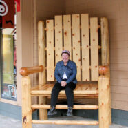 It's Another Giant Chair!