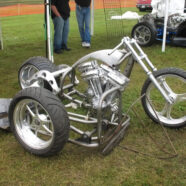 Double-Engine Bike
