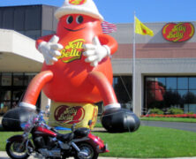 Jelly Belly Man