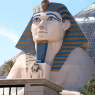 The Luxor Hotel Sphinx