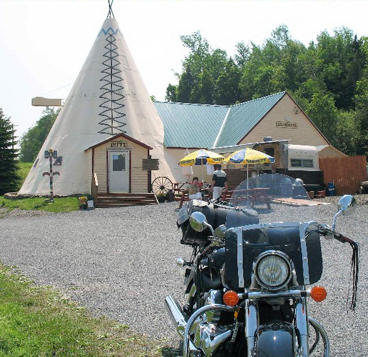 The TePee Gift Shop