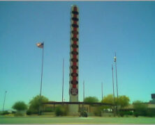 World's Tallest Thermometer *updated