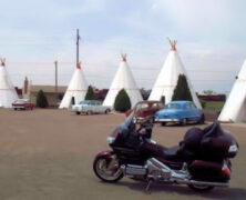 Get Your Kicks . . . at the Wigwam Motel
