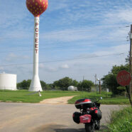 Big Strawberry Water Tower
