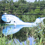 The Blue Whale of Route 66