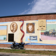 History of Tavares Mural