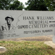 Hank's Final Resting Place