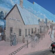 Holbrook Mural on Route 66