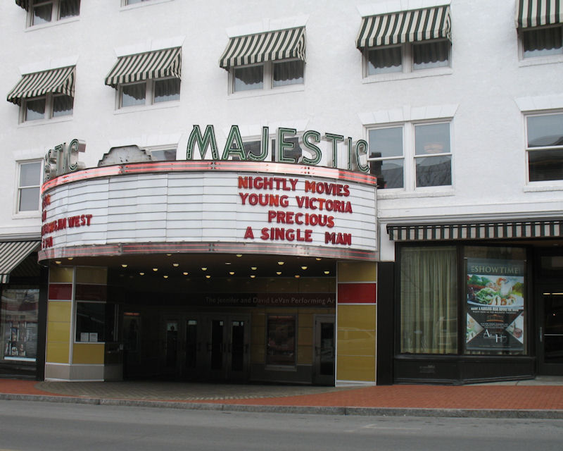 Majestic Marquee