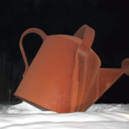 Giant Watering Can