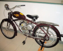 Cycles & Scooters of the AACA Museum – Part 3