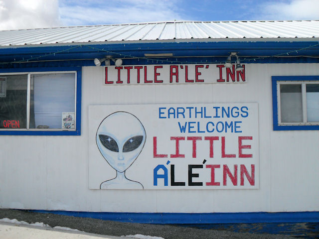 The Little A'Le'Inn