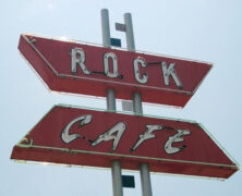 Get Your Kicks at The Rock Cafe