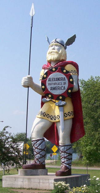 Largest Viking In The Land