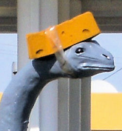 The Cheesehead Dinosaur