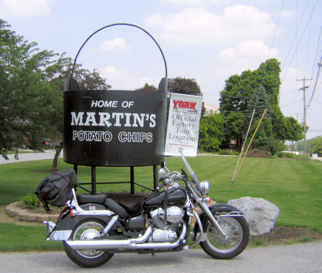Martin's Potato Chip Kettle