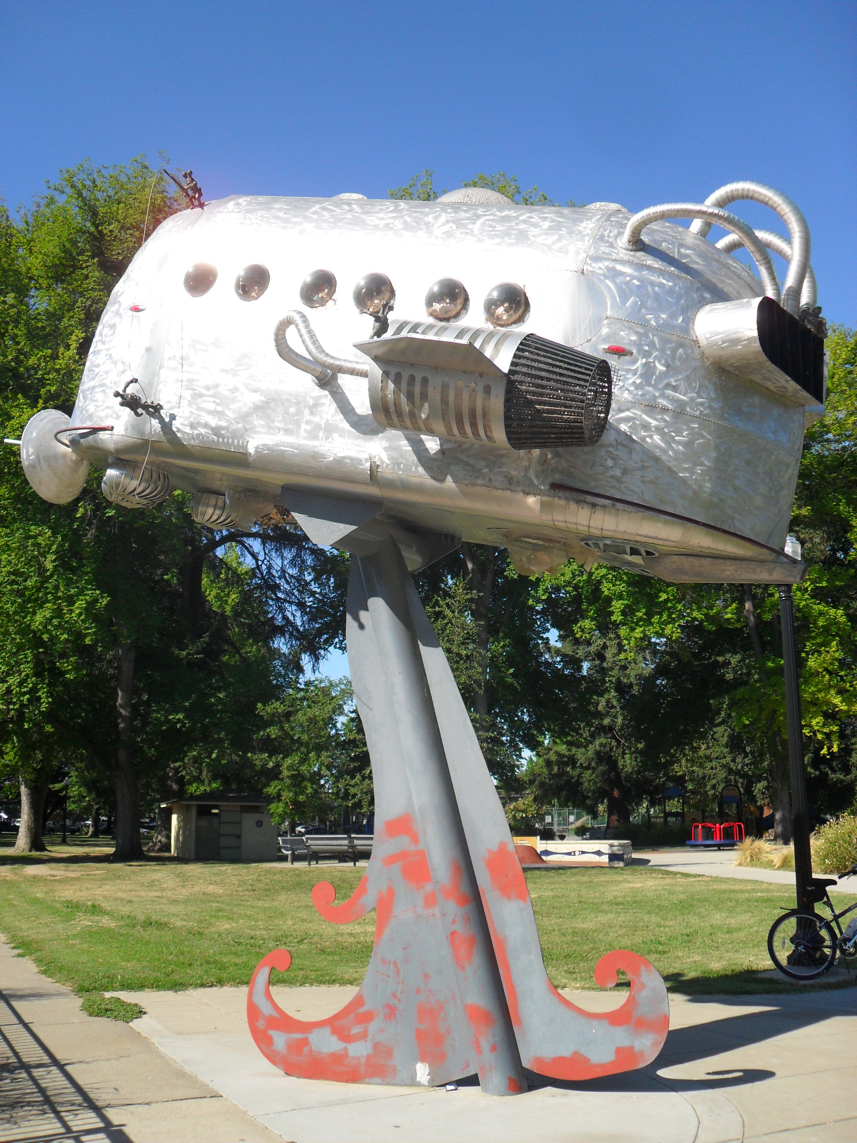 Southside Park Spaceship