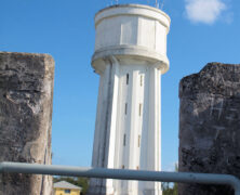 Nassau's 1928 Water Tower