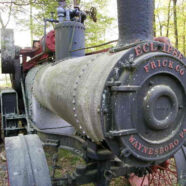 Frick Traction Engine