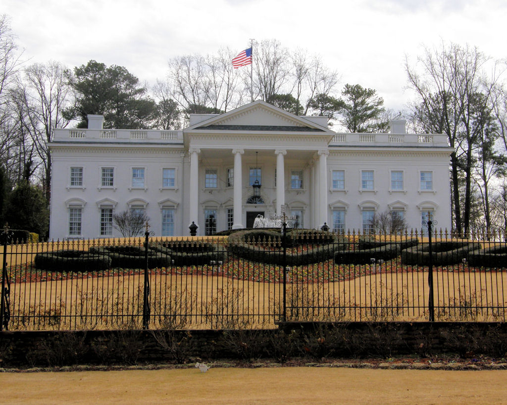The Atlanta White House