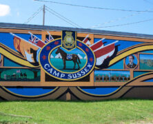 Sussex – The Mural Capital