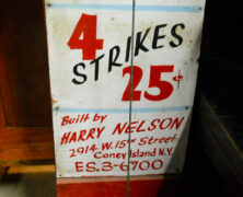 Harry Nelson High Striker