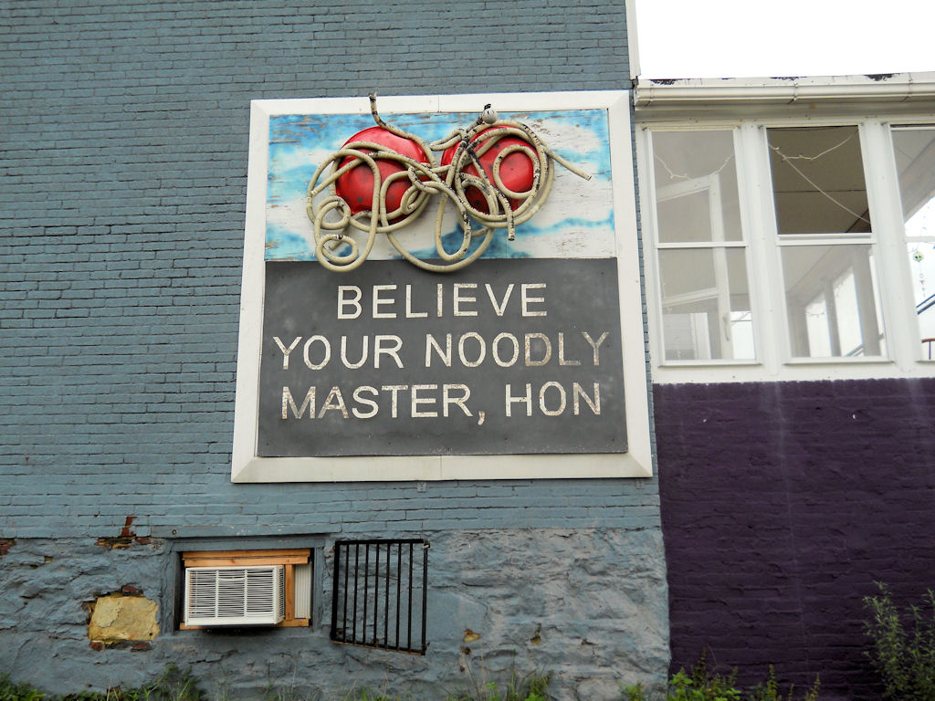 Believe Your Noodly Master, Hon