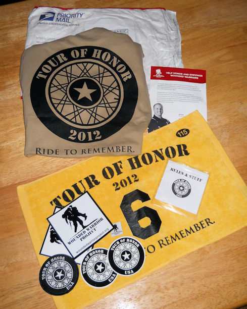 Tour Of Honor