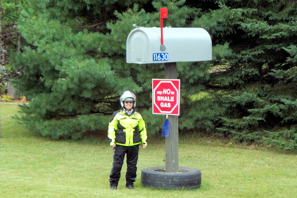 Giant Canadian Mailboxes