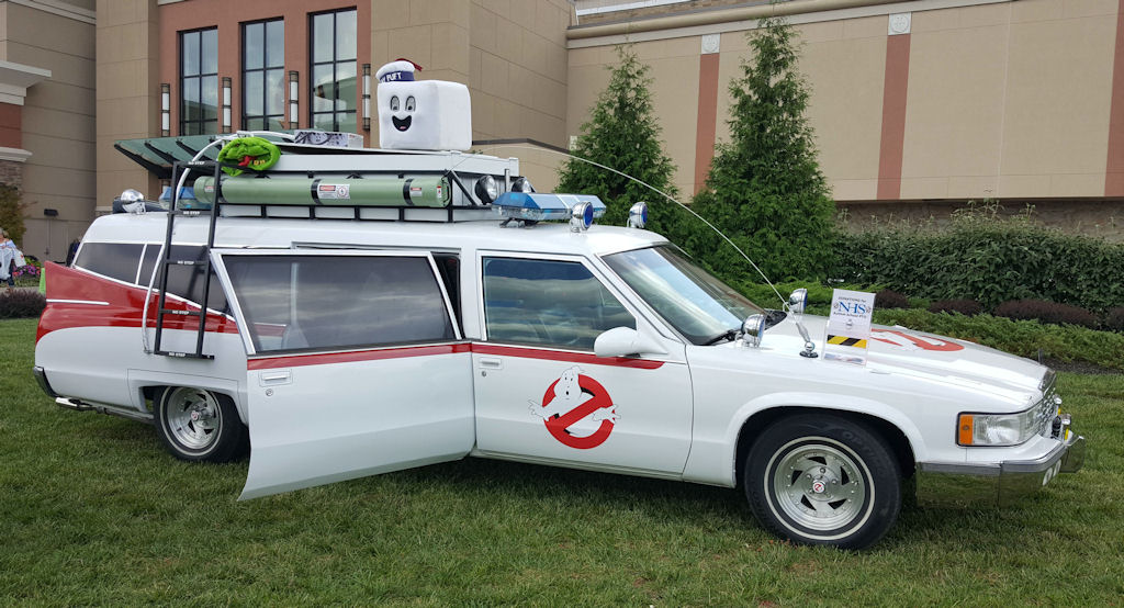 Ghostbusters Tribute Vehicle