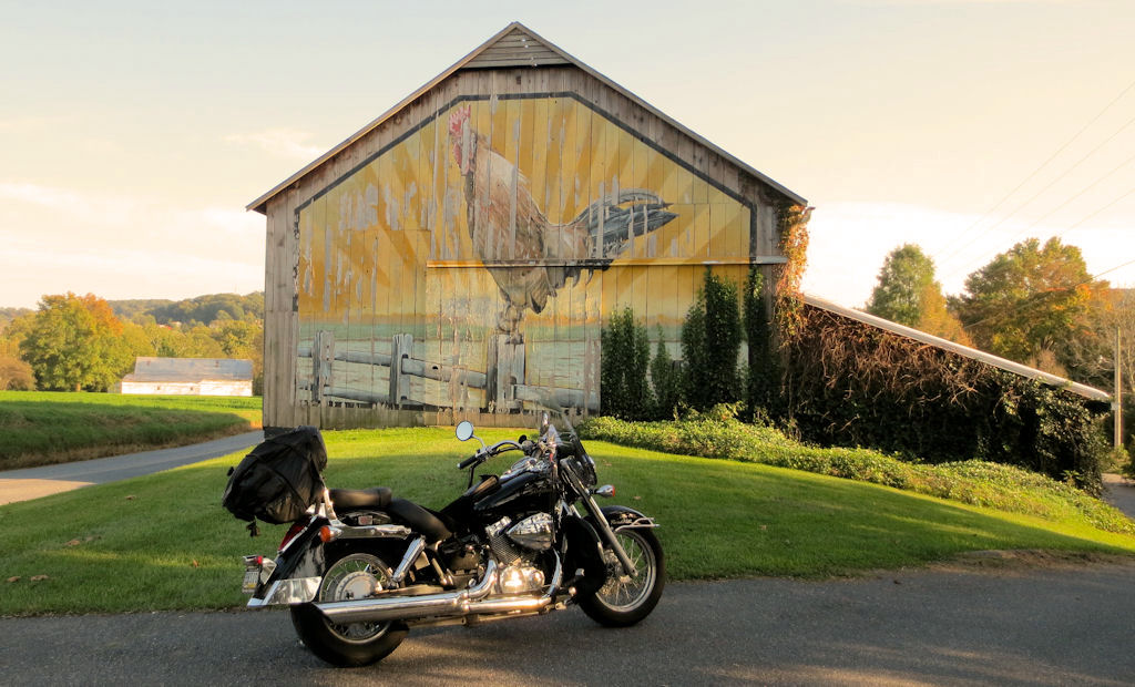 Rooster Barn