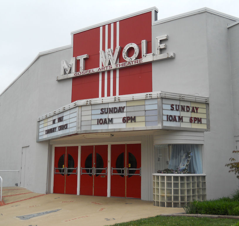 The Mt Wolf Theatre