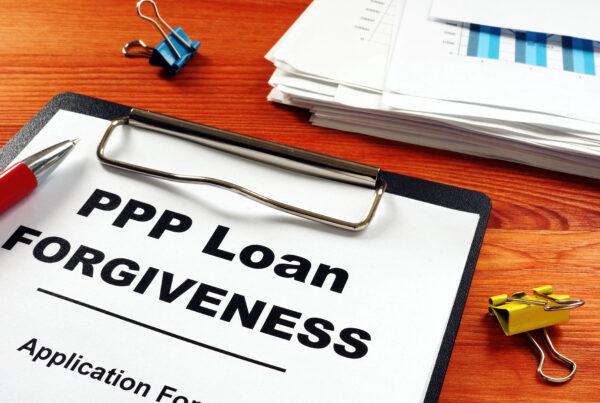PPP Loan Foregiveness