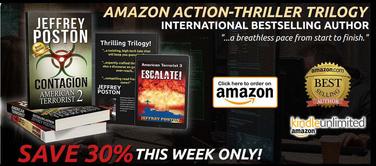 Amazon Best Selling Author