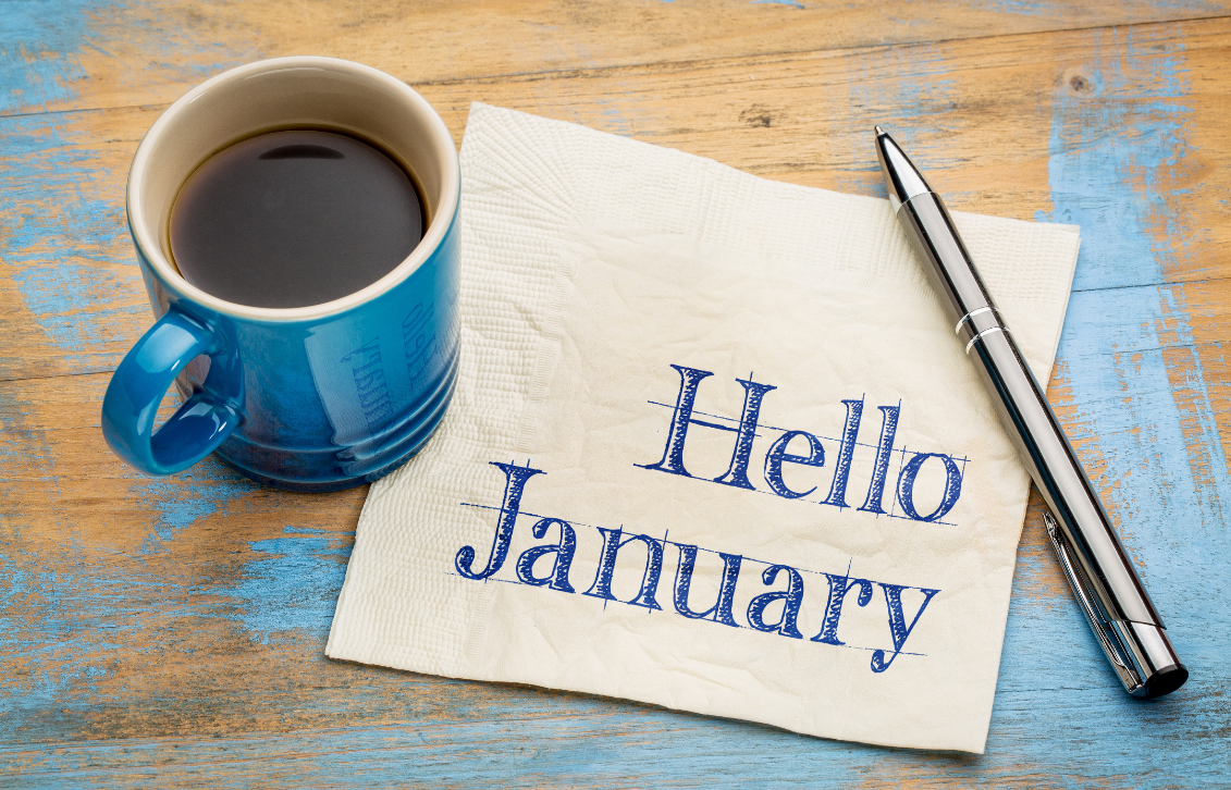 Tips for Working in January