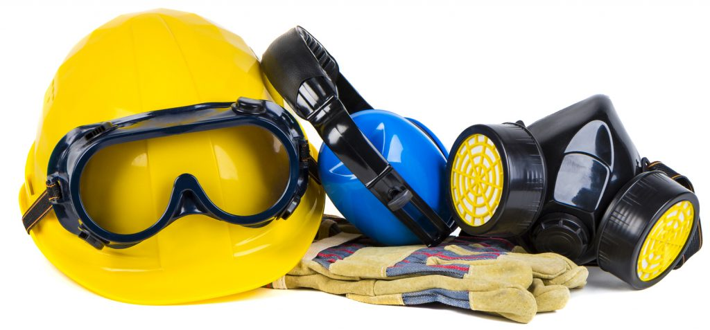 Safety Equipment for Equipment Removal