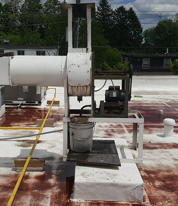 Commercial Cooking Exhaust Maintenance