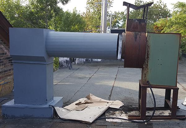Commercial Kitchen Exhaust Fan Repair