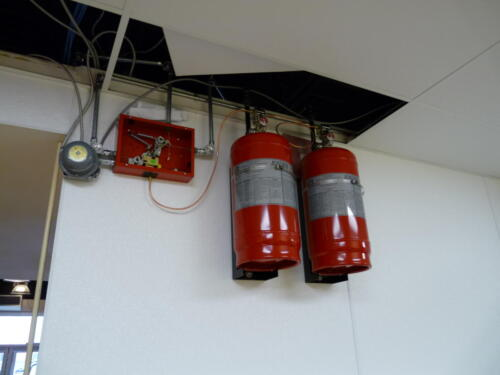 Restaurant Fire Suppression System