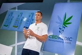 Gronk Speaking about CBD and Cannabis